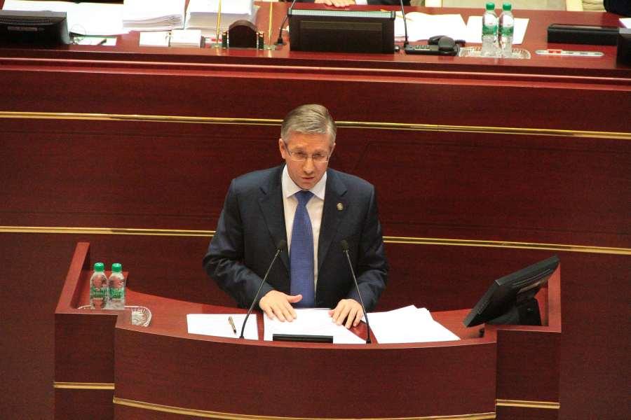 Расходы консолидированного бюджета Татарстана составили 169 млрд. руб.