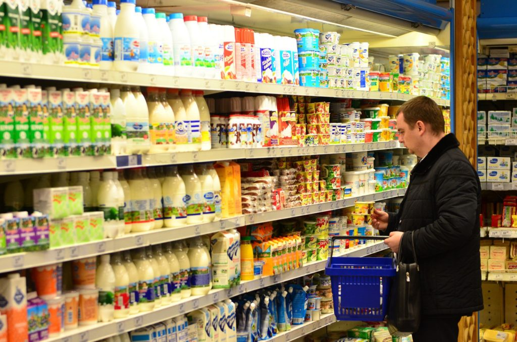 Росстат: ссамого начала октября цены в РФ увеличились на0,2%