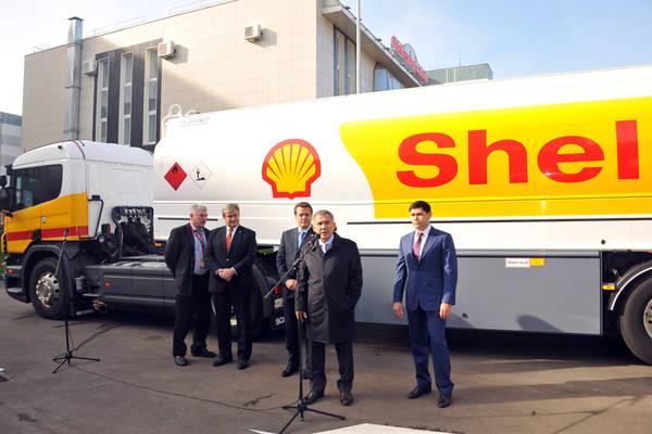 Shell выбрал Казань для первой АЗС вПоволжье