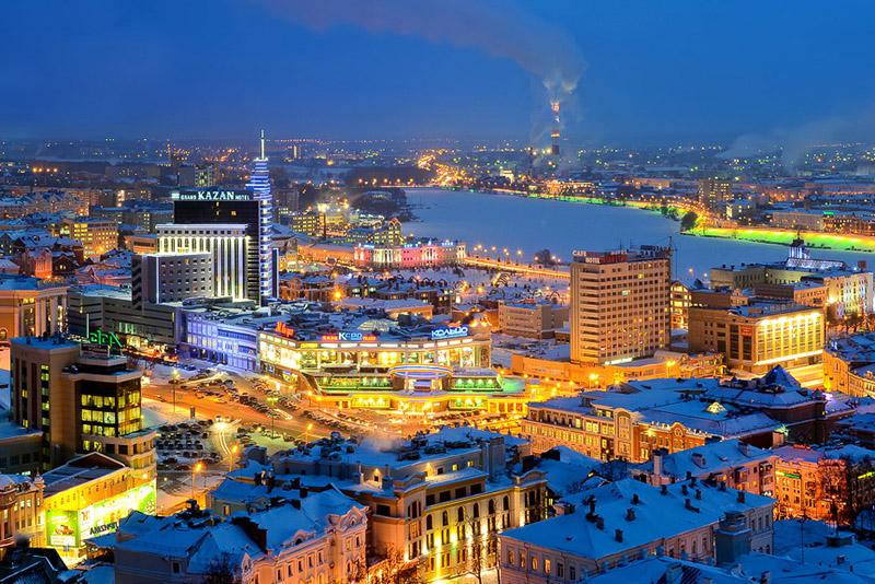 Петербург признали лучшим городом для семейного отдыха зимой