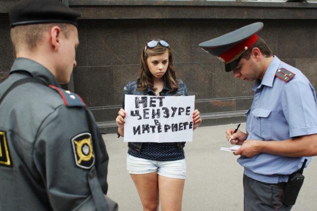 В РФ снизился уровень доверия ктелевидению