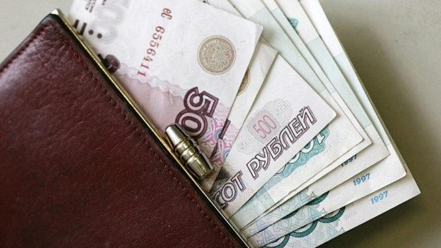 Дума приняла вIчтении проект закона оповышении МРОТ