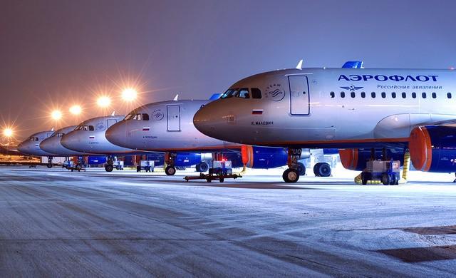 «Аэрофлот» 10 и11ноября отменит 89 рейсов из-за непогоды в столице