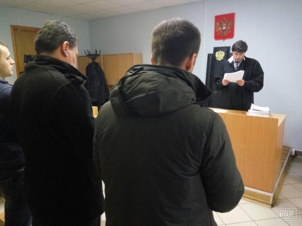 ВКазани осужден стрелявший вполицейских уроженец Грузии