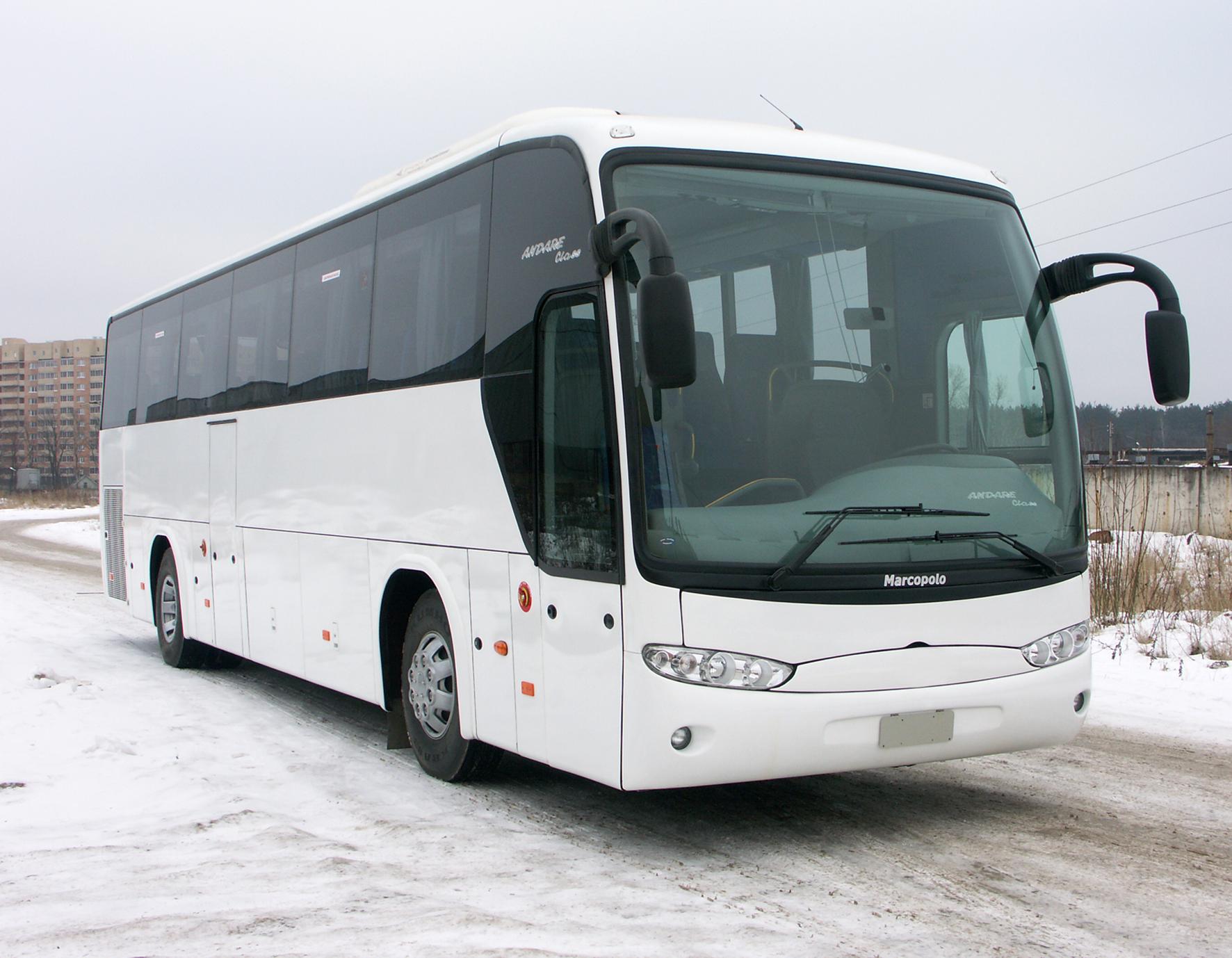 ВТатарстане ограничен выезд междугородних автобусов на дороги