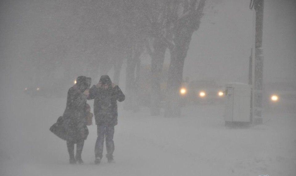 ГидрометцентрРТ предупреждает осильной метели ввыходные