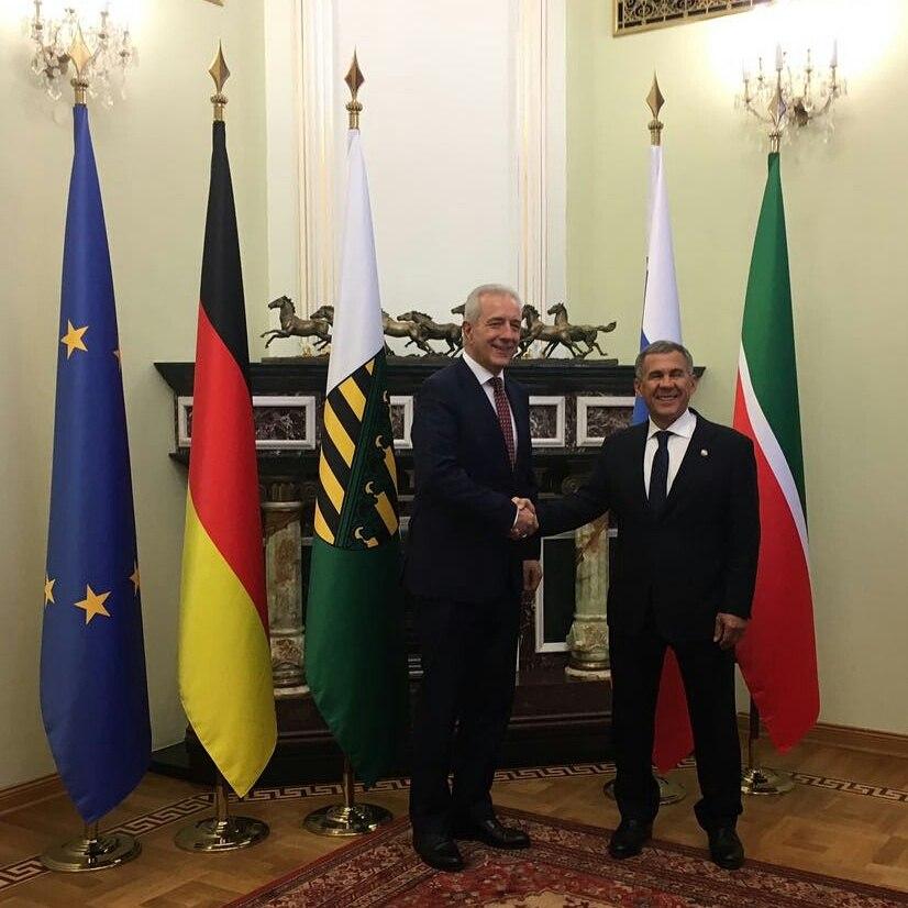 ВКазани пройдет экономический форум «Татарстан-Саксония»