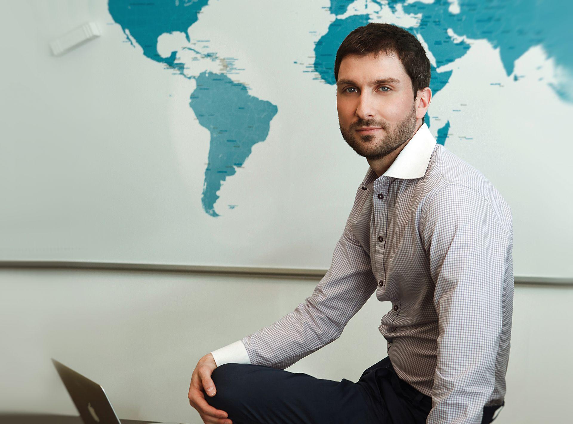 Егор Иванов покинул пост главы города Иннополиса
