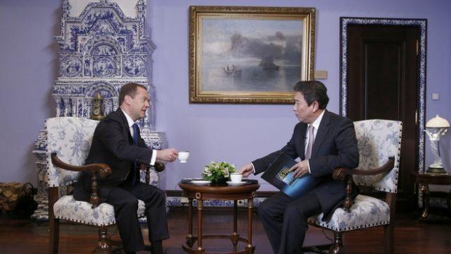 Медведев объявил оботсутствии планов введения новых санкций против Запада