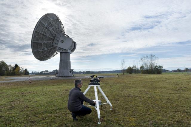 ВГермании установили рекорд попередаче данных спомощью лазера