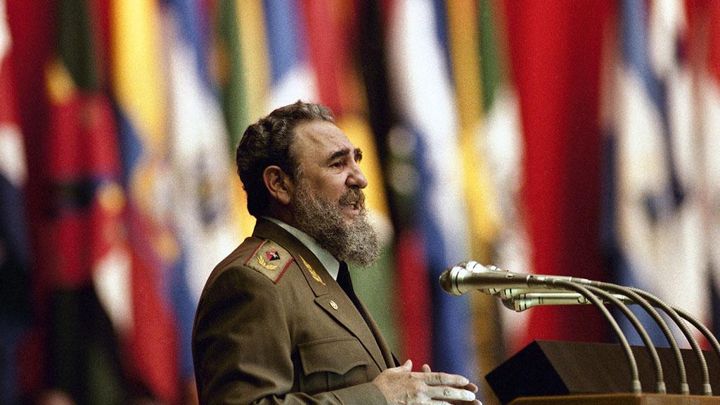 Трехдневный траур всвязи скончиной Кастро объявили вВенесуэле