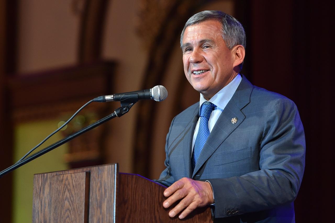 Татарстан презентует собственный потенциал воФранции
