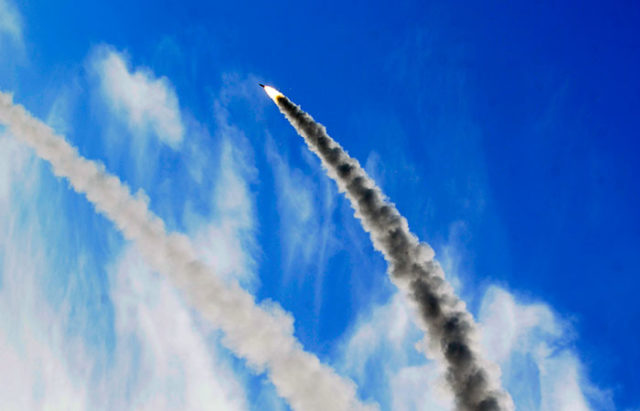 Ракетные стрельбы 1-2декабря пройдут ввоздушном пространстве Украинского государства,— командование