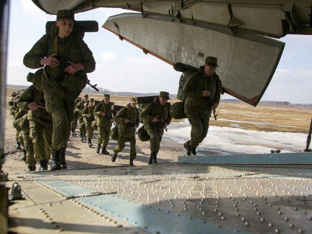 Народные избранники Государственной думы одобрили заключение краткосрочных контрактов для борьбы стеррористами