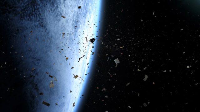 Ученые предупреждают, что космический сор способен погубить население Земли