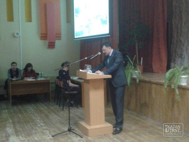 Исполком Казани опровергает задержание руководителя Советского района