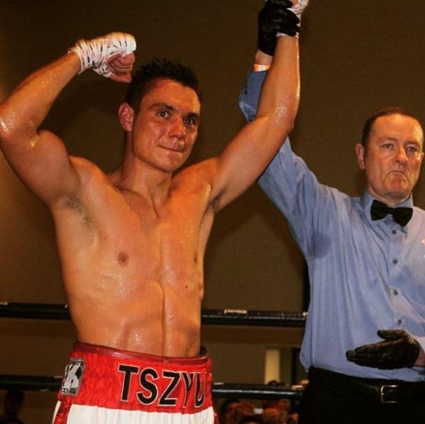 Сын Кости Цзю победил вдебютном бою напрофессиональном ринге