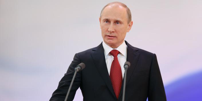 Работу Путина одобряет 86% граждан России
