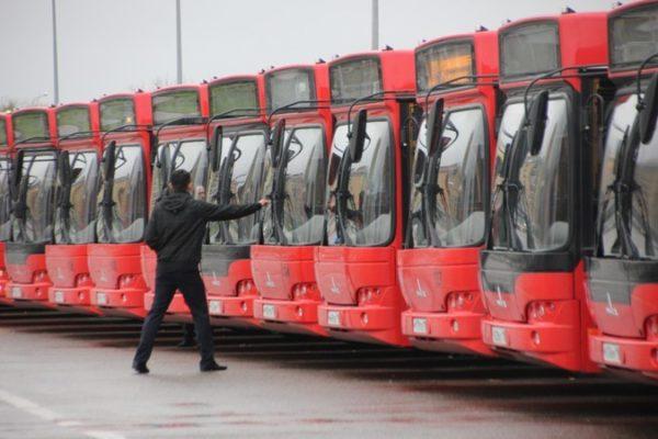 Программа пообновлению городского автомобильного транспорта на 2016-й год выполнена вполном объеме