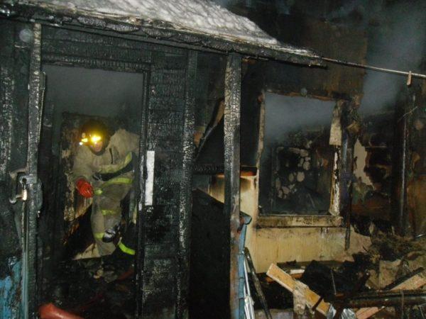 ВКазани напожаре вКировском районе погибли 3 мужчин