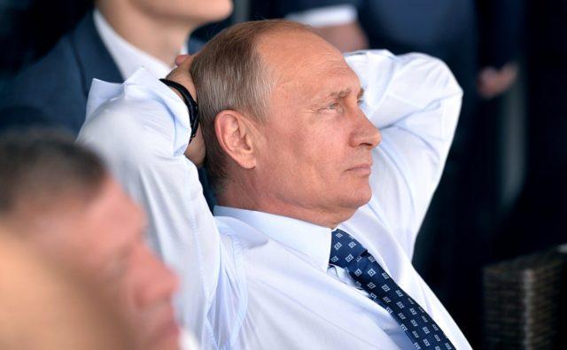 В 4-й раз Forbes назвал Владимира Путина самым влиятельным человеком мира