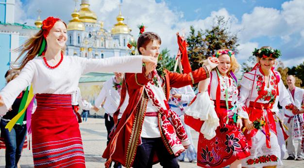Каждый 2-ой житель Украины считает Российскую Федерацию братской страной