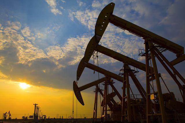 Нефть Brent торгуется по $55,16 забаррель