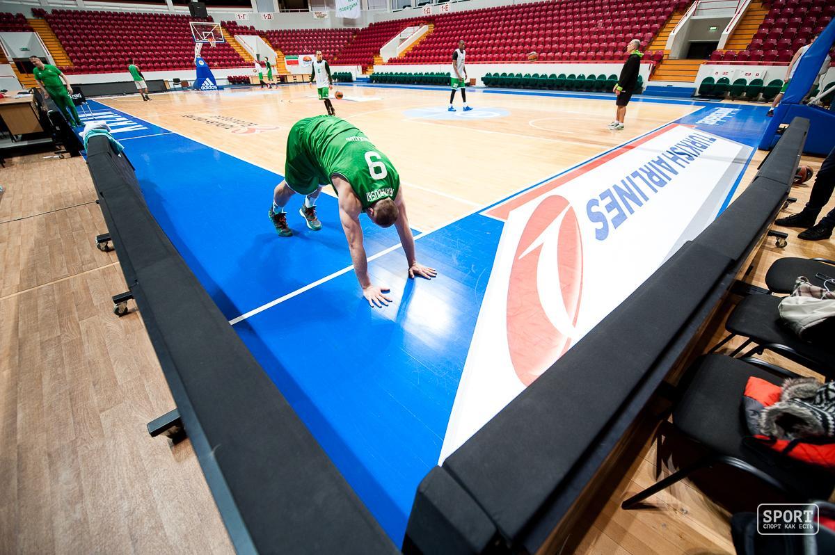 УНИКС выиграет у«Галатасарая» вматче баскетбольной Евролиги— Букмекер