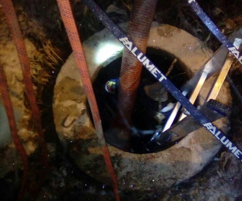 ВКазани при устранении трагедии вколодце умер работник подрядчика «Водоканала»