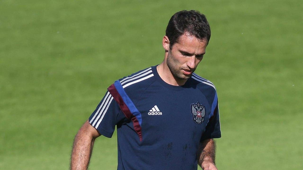 Экс-капитан сборной РФ Широков желает восстановить карьеру в«Рубине»