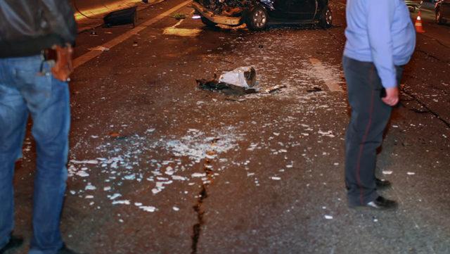 ВПодмосковье пьяная сотрудница МВД насмерть сбила 2-х пешеходов