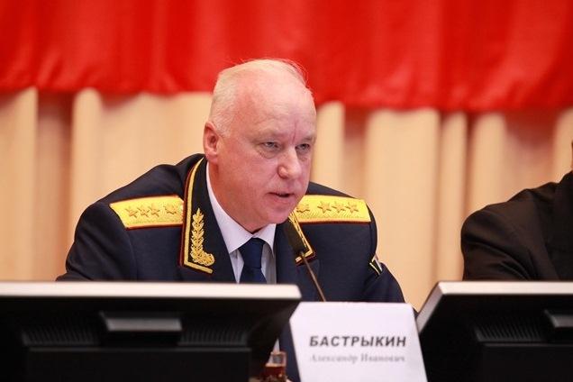 Бастрыкин поручил СКР подвергнуть анализу случаи нападения на медперсонала изащитить ихправа
