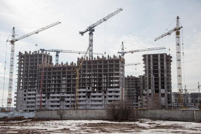 За2017 год вКазани планируется построить 800 000 кв. мжилья