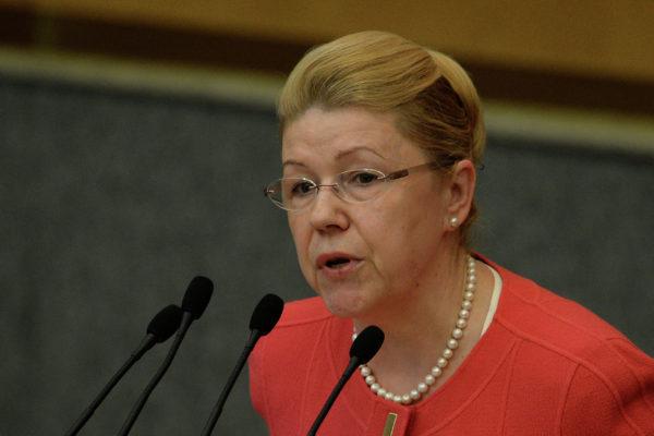 В «Справедливой России» прокомментировали уход Мизулиной
