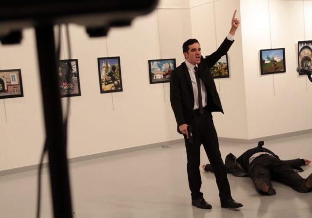 Турецкие СМИ проинформировали детали задержания организатора выставки