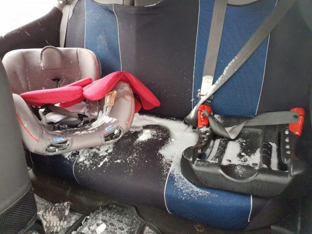 ВНижнекамске вДТП пострадали шесть человек, втом числе двое детей