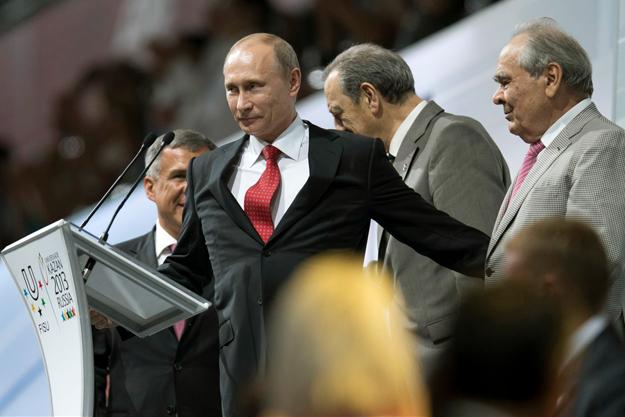 Минтимер Шаймиев обсудит сПутиным пост президента вТатарстане
