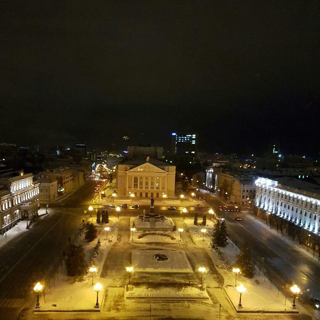 Воронежская область присоединится кпроекту посозданию комфортной городской среды