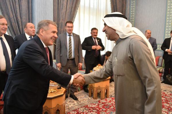Татарстан иСуадовская Аравия будут сотрудничать вобласти сельского хозяйства