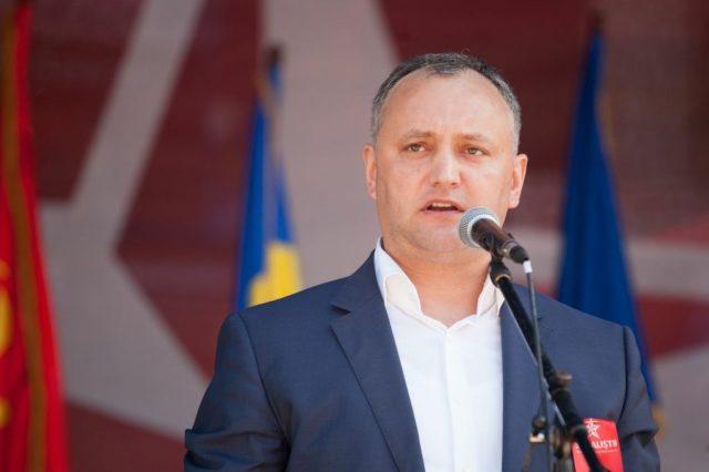 Додон не желает кабинет НАТО вМолдавии