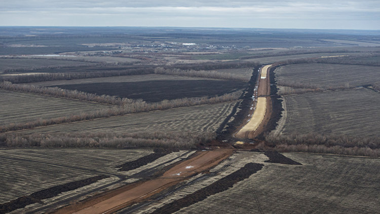 ВРЖД назвали сроки открытия железной дороги вобход Украины