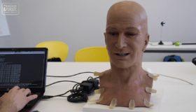 В Татарстане спроектировали голову человекоподобного робота