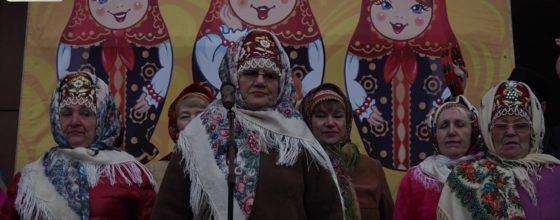 Масленица в Казани