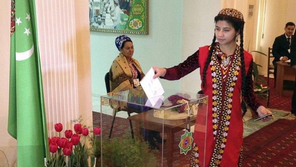 Руководитель ЦИК Ермошина примет участие внаблюдении завыборами президента Туркменистана