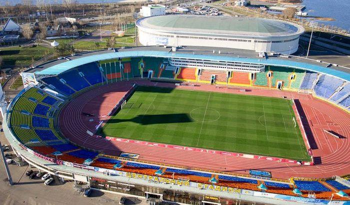 ВКазани перенесли время матча между «Рубином» и«Сибирью»