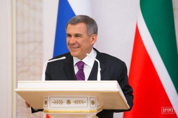 Минниханов объявил, что Казань просто сможет принять Олимпийские игры