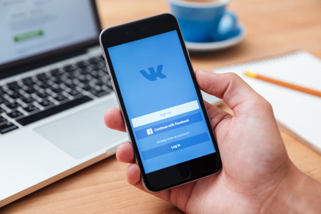 Насайте «ВКонтакте» появится новый пункт меню