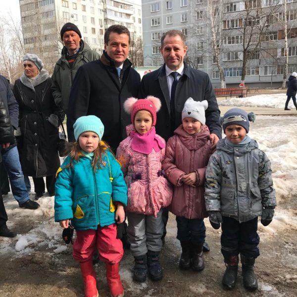 Полномочный уполномоченный Президента Российской Федерации Михаил Бабич прибыл вКазань