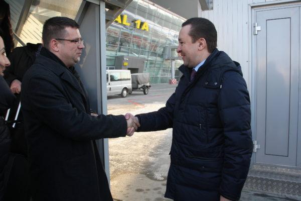 ВКазань прибыл министр государственного развития Венгрии
