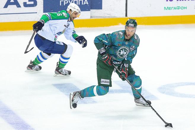 «АкБарс» обыграл «Салавата Юлаева» ивышел в ¼ плей-офф КХЛ